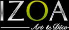 Logo papier peint new york Izoa.fr