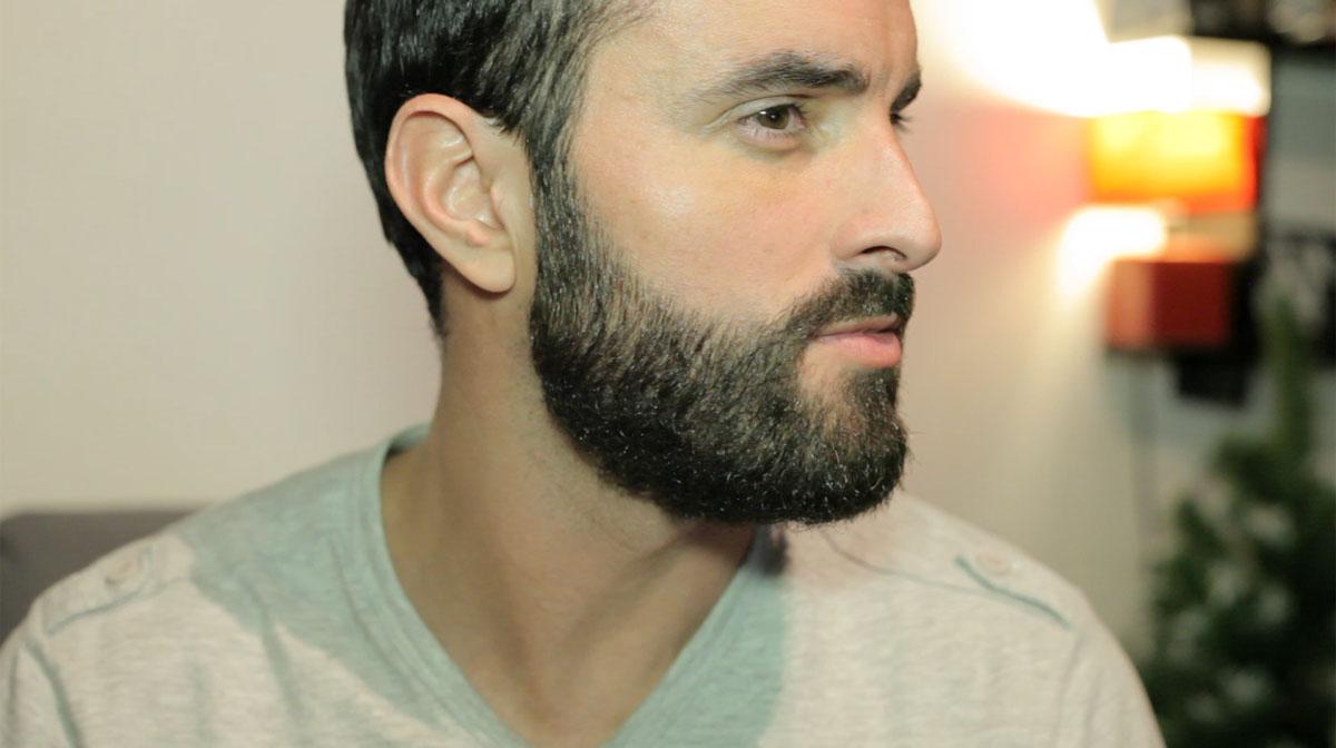 bien tailler sa barbe avec des ciseaux. Black Bedroom Furniture Sets. Home Design Ideas