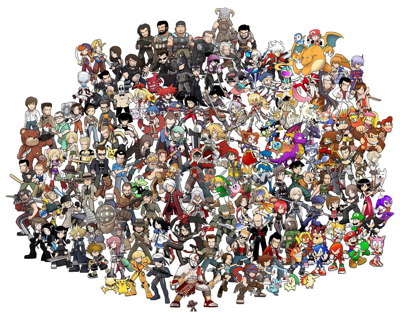 Une école de jeu vidéo : le début d'une carrière