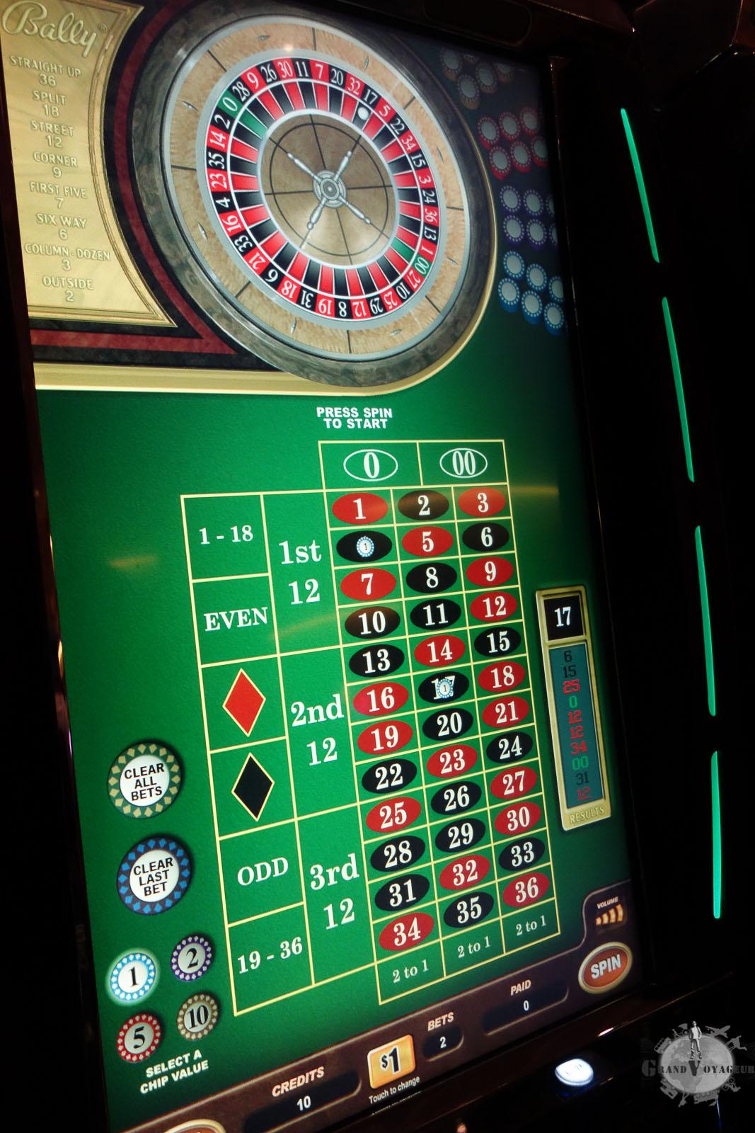 Roulette comment gagner casino