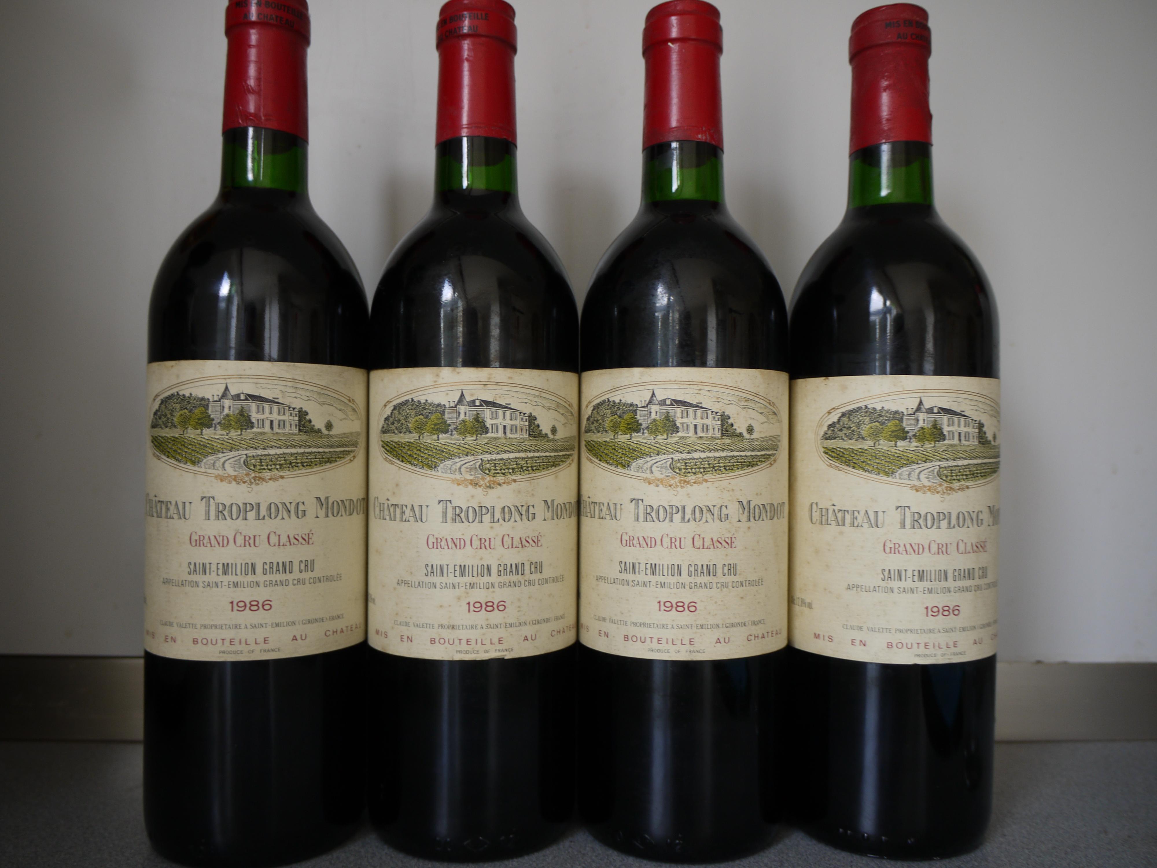Un vin sacré, le premier grand cru