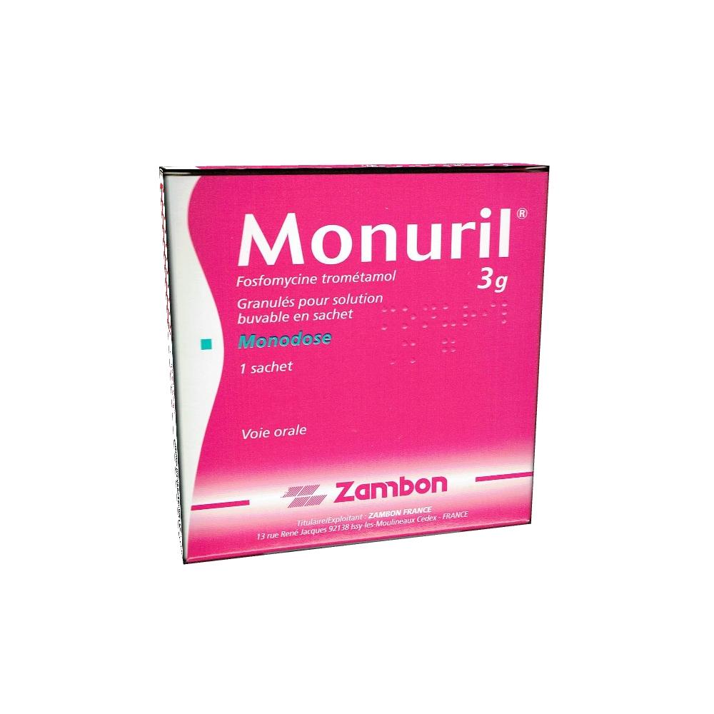 Monuril, le traitement des infections urinaires