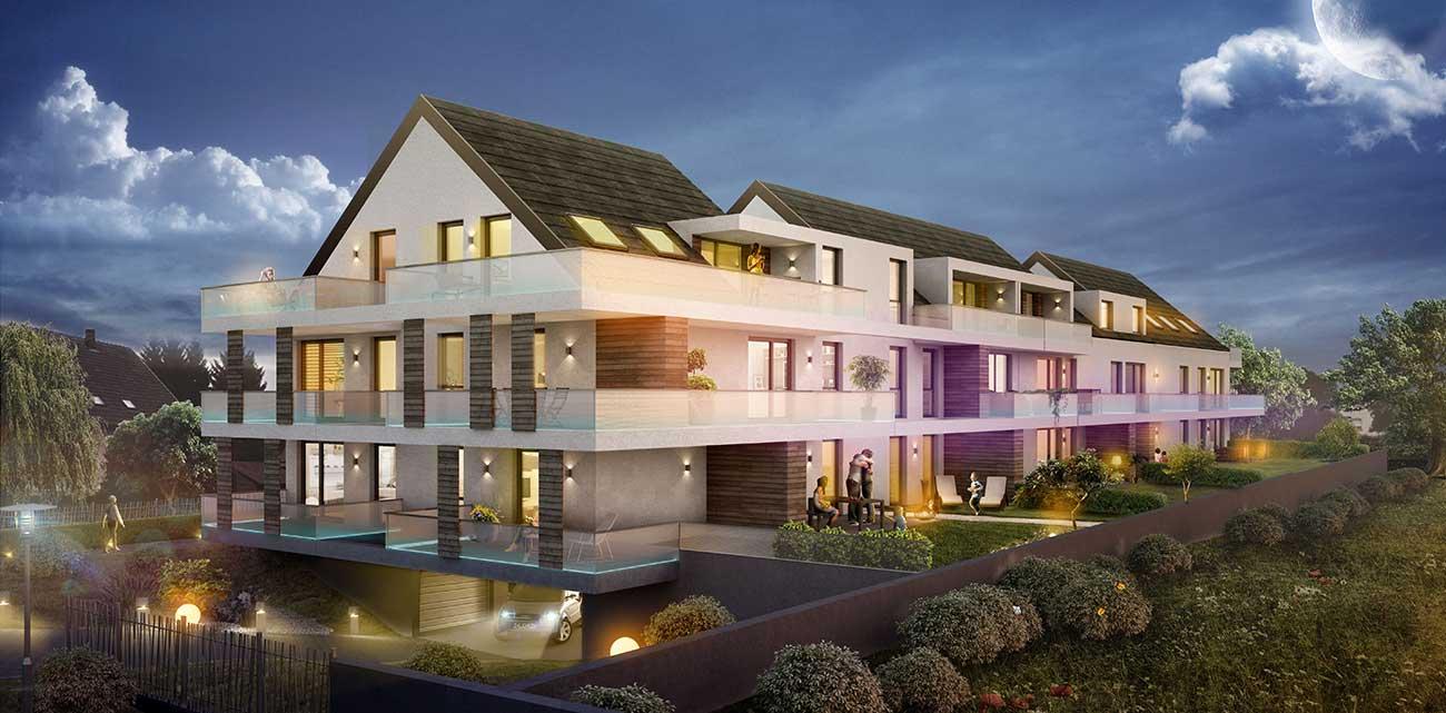 Immobilier neuf Paris : enfin de belles résidences