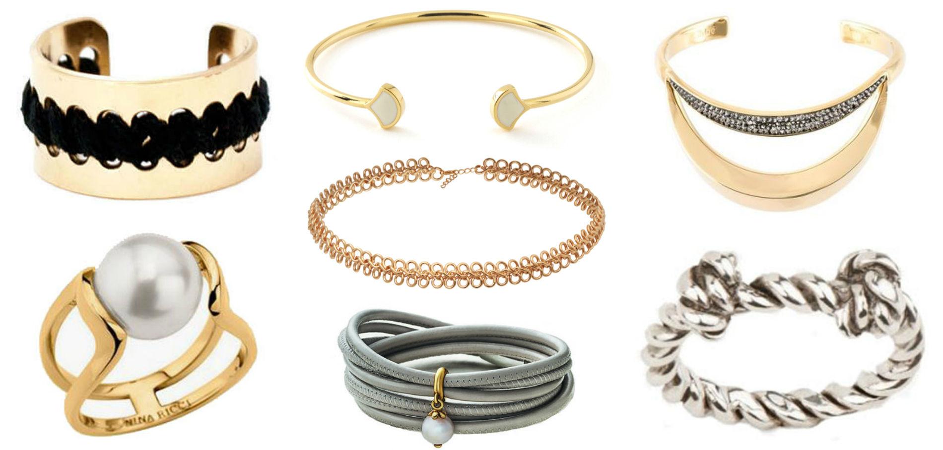 Bijoux : les différents types