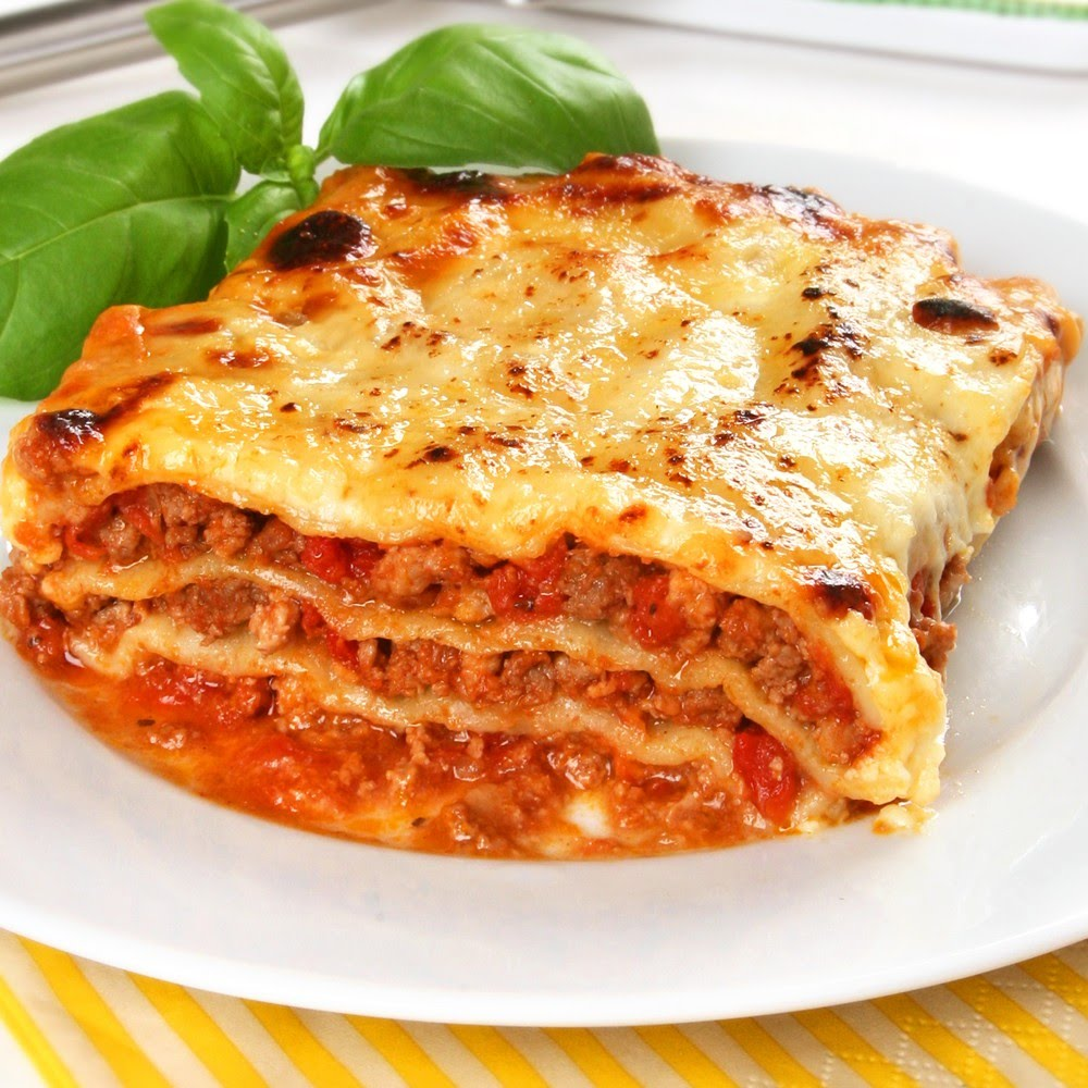 Comment Faire Des Lasagne Maison