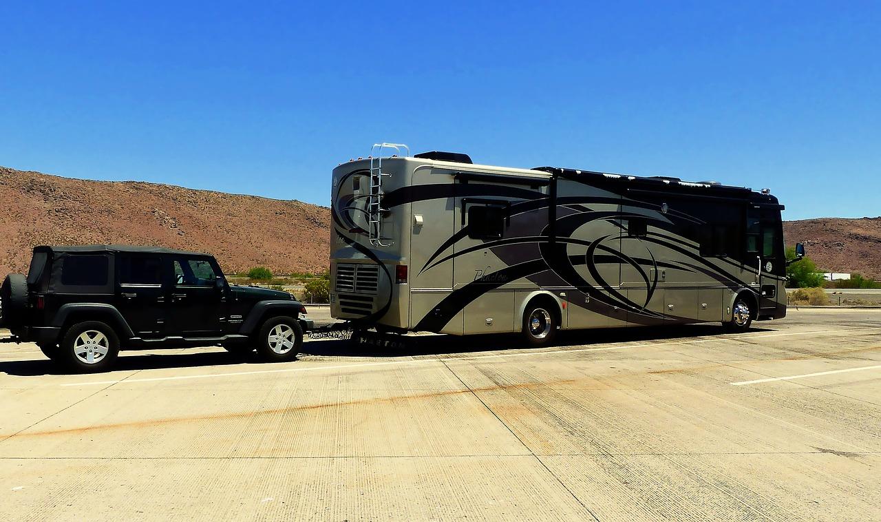 Une assurance temporaire pour auto et camping-car